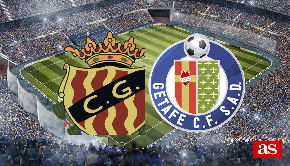 Nàstic 1-0 Getafe: Resumen, goles y resultado de LaLiga 123