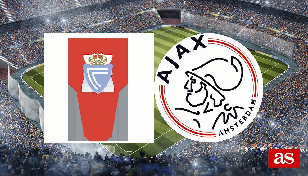 Celta - Ajax en vivo y en directo online: Europa League 2016/2017