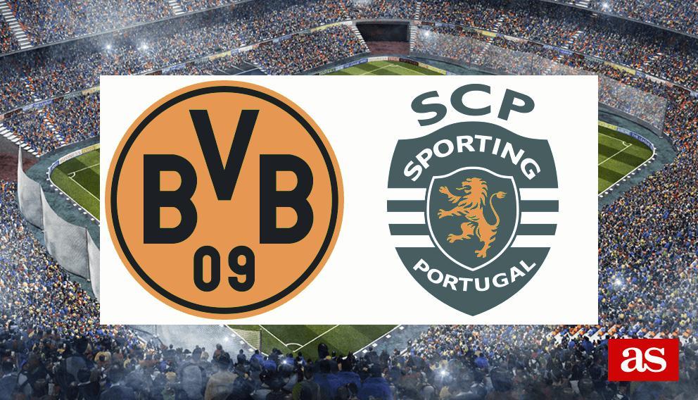 B. Dortmund - Sp. Portugal en vivo y en directo online: Champions League 2016/2017