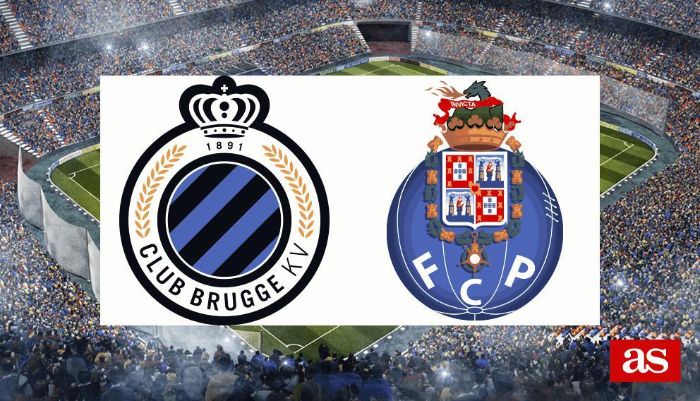 Brujas vs. Oporto live: Champions League 2016/2017 - AS.com