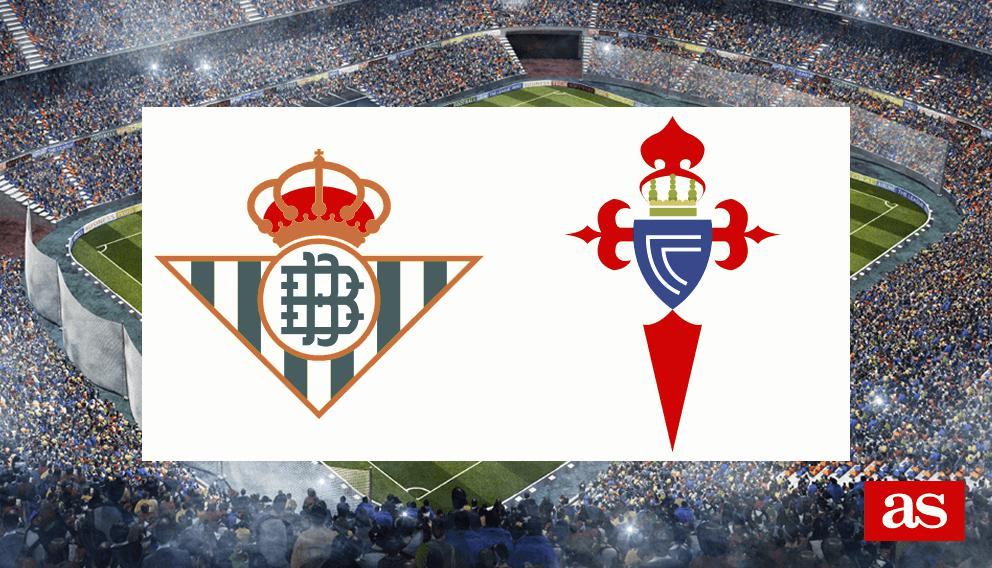Betis vs. Celta live: LaLiga Santander 2016/2017 - AS.com