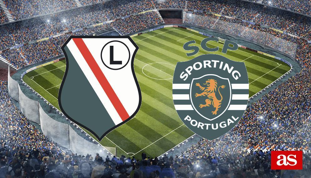 Legia vs. Sp. Portugal live: Champions League 2016/2017 - AS.com