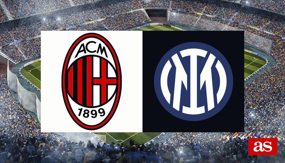 Milan - Inter en vivo y en directo online: Serie A 2016/2017