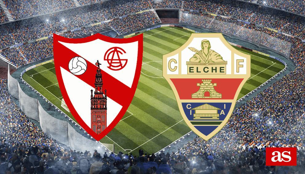 Sevilla Atlético - Elche en vivo y en directo online: LaLiga 1,2,3 2016/2017