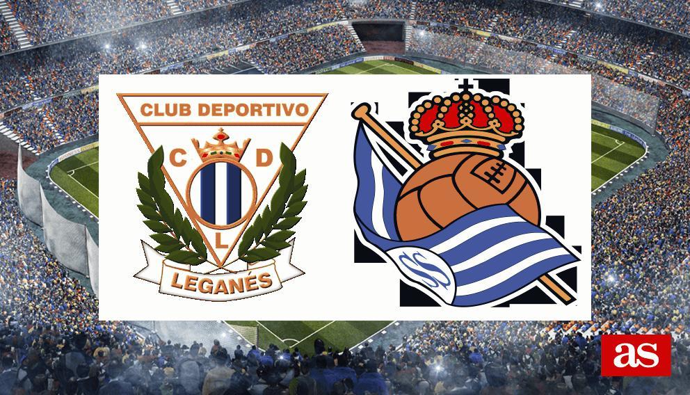 Leganés vs. R. Sociedad live: LaLiga Santander 2016/2017 - AS.com