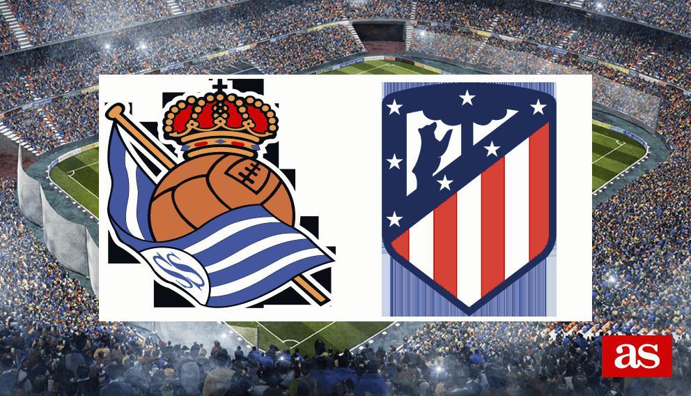 Real Sociedad 2-0 Atlético: resumen, resultado y goles