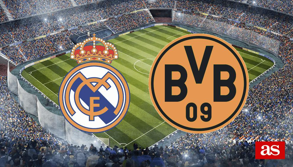 Real Madrid - B. Dortmund en vivo y en directo online: Champions League 2016/2017
