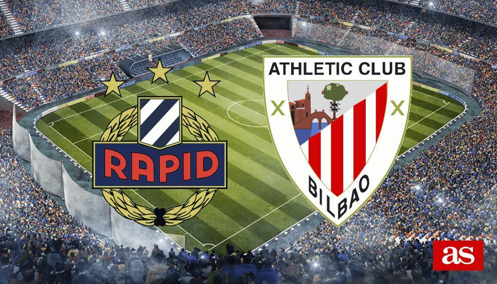 Rapid Viena - Athletic en directo online: Europa League 2016