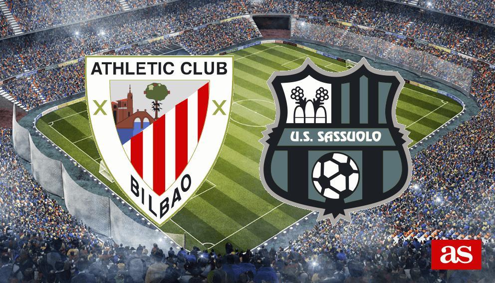 Athletic - Sassuolo en vivo y en directo online: Europa League 2016/2017