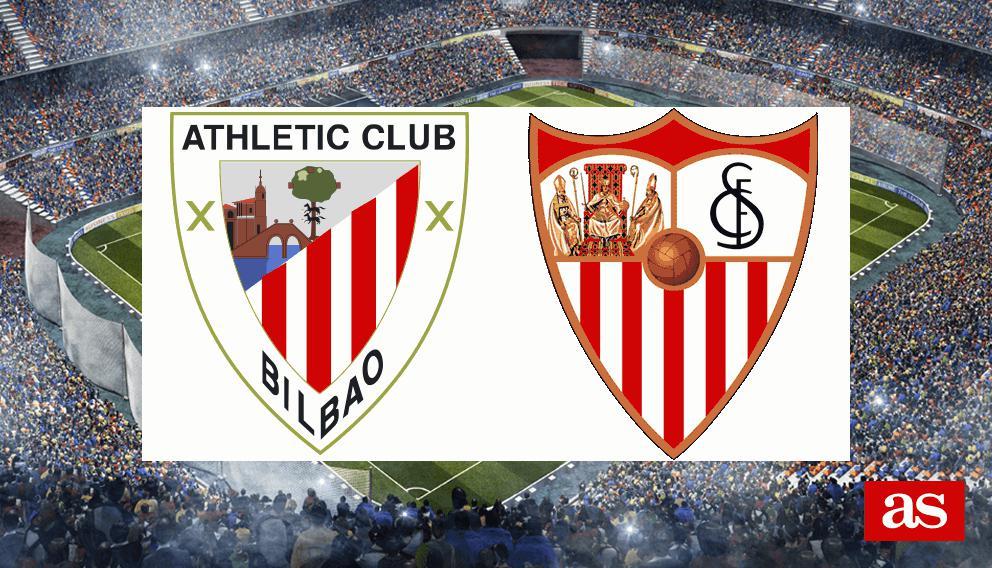 Athletic vs. Sevilla live: LaLiga Santander 2016/2017 - AS.com