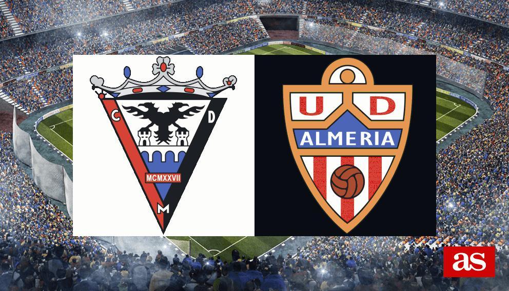 Mirandés - Almería directo y vivo online: LaLiga 123 2016/2017