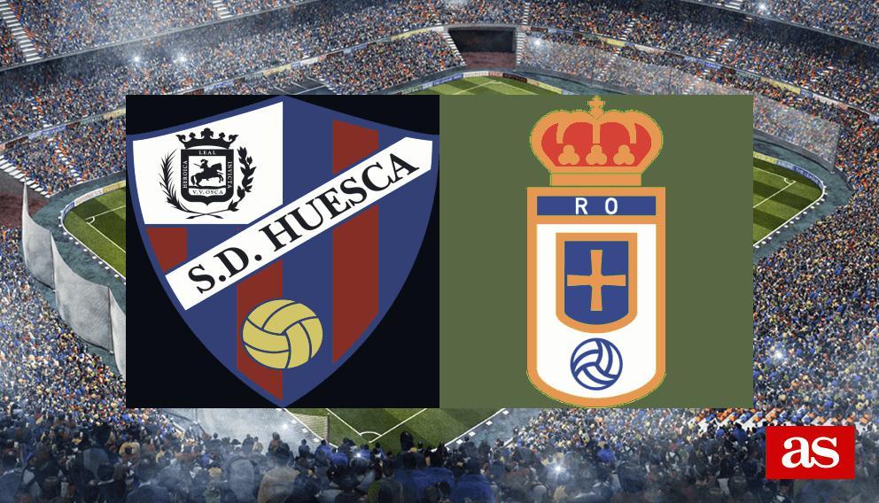 Huesca - Oviedo: resumen, resultado y goles - J14 LaLiga 123
