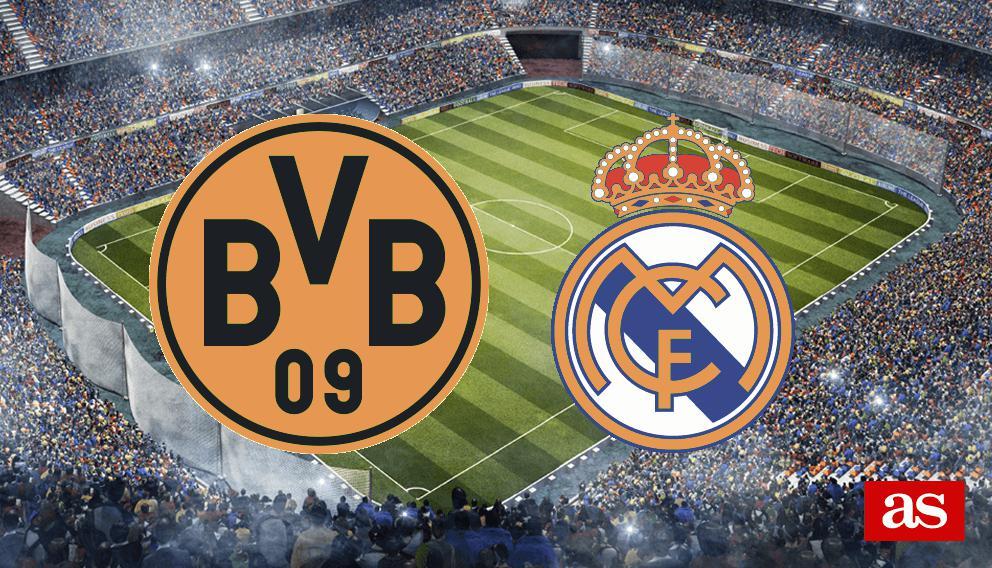 B. Dortmund - Real Madrid en vivo y en directo online: Champions League 2016/2017
