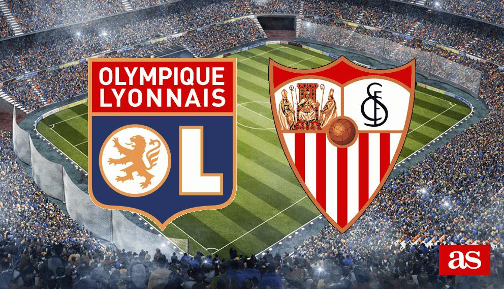 Lyon vs. Sevilla live: Champions League 2016/2017 - AS.com