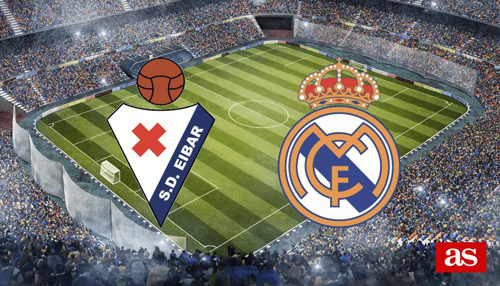 Eibar Real Madrid