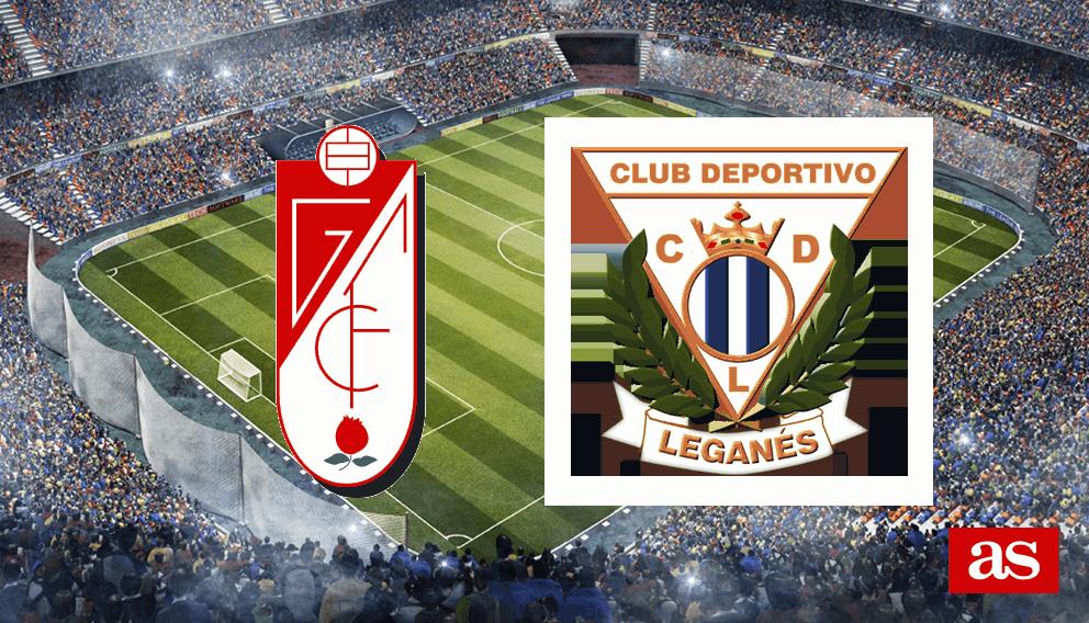 Granada - Leganés en vivo y en directo online: LaLiga Santander 2016/2017