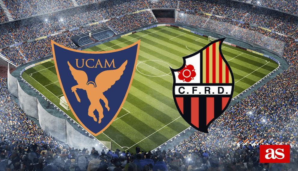 UCAM Murcia - Reus en vivo y en directo online: LaLiga 1,2,3 2016/2017