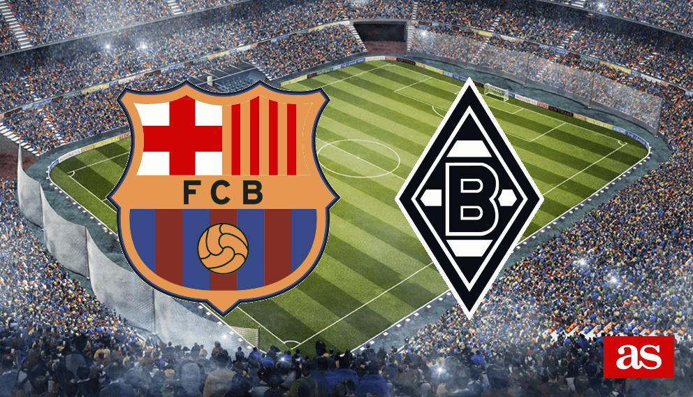 Barcelona 4-0 Borussia MGladbach: goles, resultado y crónica