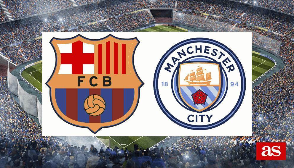 Barcelona - M. City en vivo y en directo online: Champions League 2016/2017