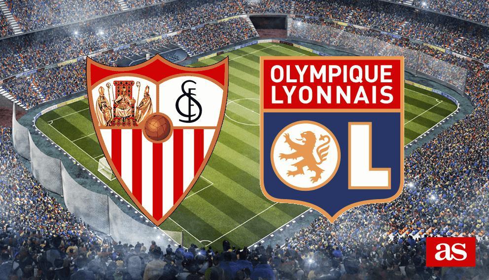 Sevilla vs. Lyon live: Champions League 2016/2017 - AS.com