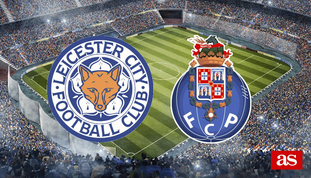 Leicester vs. Oporto live: Champions League 2016/2017 - AS.com