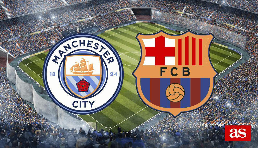 M. City - Barcelona en vivo y en directo online: Champions League 2016/2017