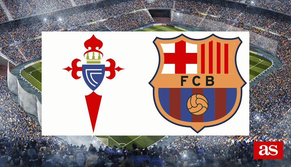 Celta vs barcelona live laliga santander 2016 2017 as for A que hora juega el barcelona hoy