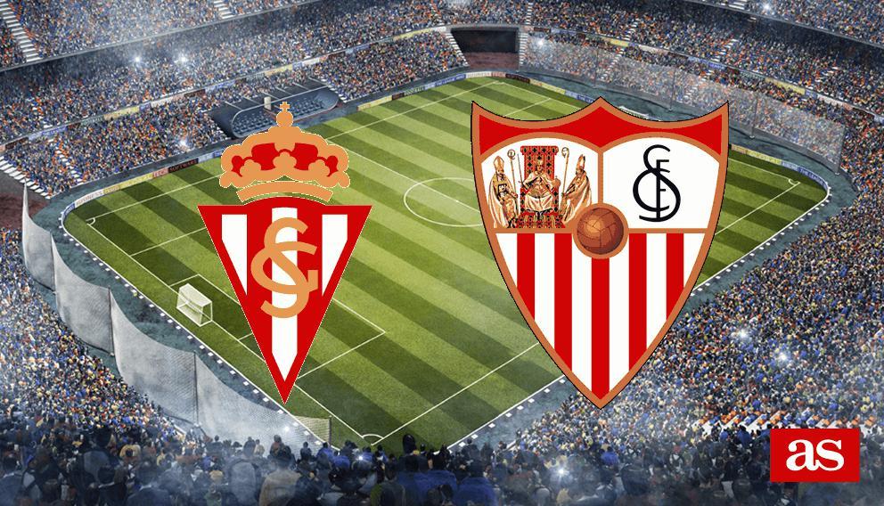 Sporting vs. Sevilla live: LaLiga Santander 2016/2017 - AS.com