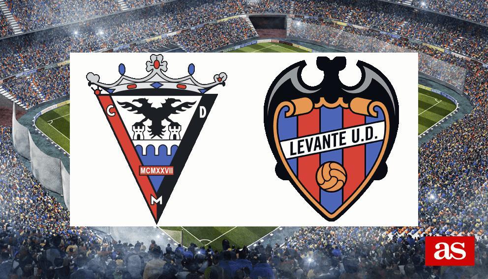 Mirandés - Levante en vivo y en directo online: LaLiga 1,2,3 2016/2017