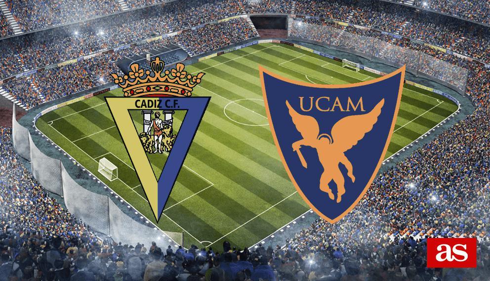 Cádiz - UCAM Murcia en vivo y en directo online: LaLiga 1,2,3 2016/2017