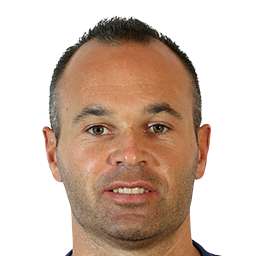 Photo of Iniesta