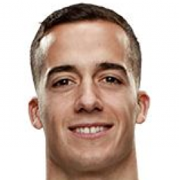 Photo of Lucas Vázquez