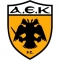 Escudo/Bandera AEK Atenas