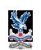 Escudo/Bandera Crystal Palace