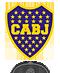 Escudo/Bandera Boca Juniors