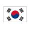 Escudo/Bandera Corea del Sur