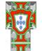 Escudo/Bandera Lusitanos