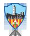 Escudo/Bandera Lleida Esportiu