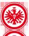 Escudo/Bandera Eintracht Fr.