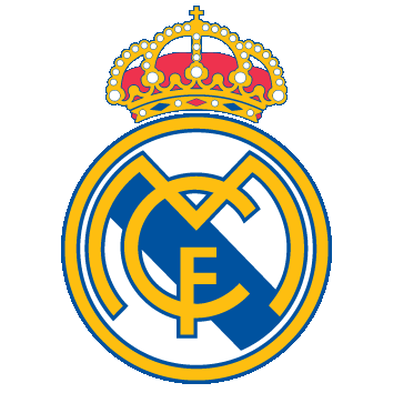 7º - 5p - Escudo del Real Madrid