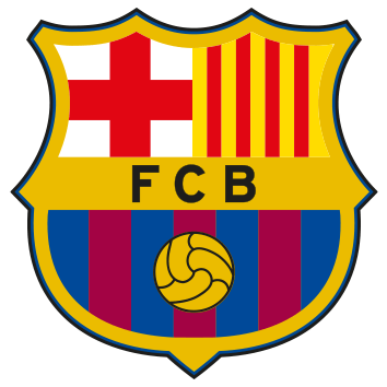 Team Shield/Flag Barcelona