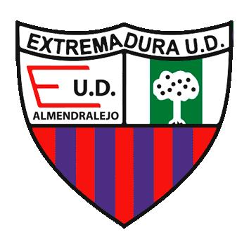 Escudo/Bandera Extremadura UD