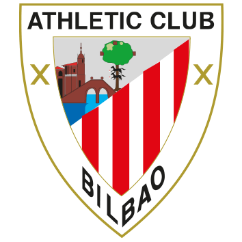 7º - 63p - Escudo del Athletic