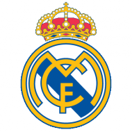 Team Shield/Flag Real Madrid