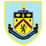 Team Shield/Flag Burnley