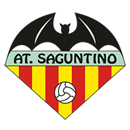 Escudo/Bandera Atlético Saguntino