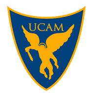 Escudo/Bandera UCAM Murcia