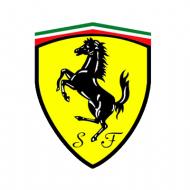 Escudo/Bandera Ferrari