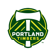 Escudo/Bandera Portland Timbers
