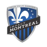 Escudo/Bandera Montreal Impact